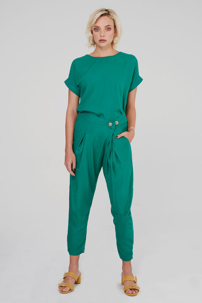 Mumbai Pants - Green