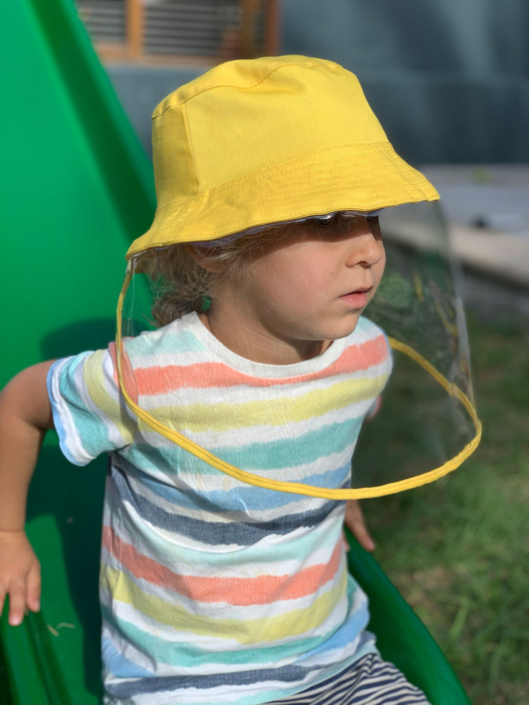 Kids Hat - Yellow (Pre-order)