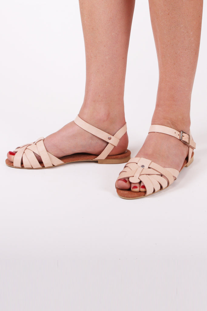 Goodie-Two-Shoes Star Sandals