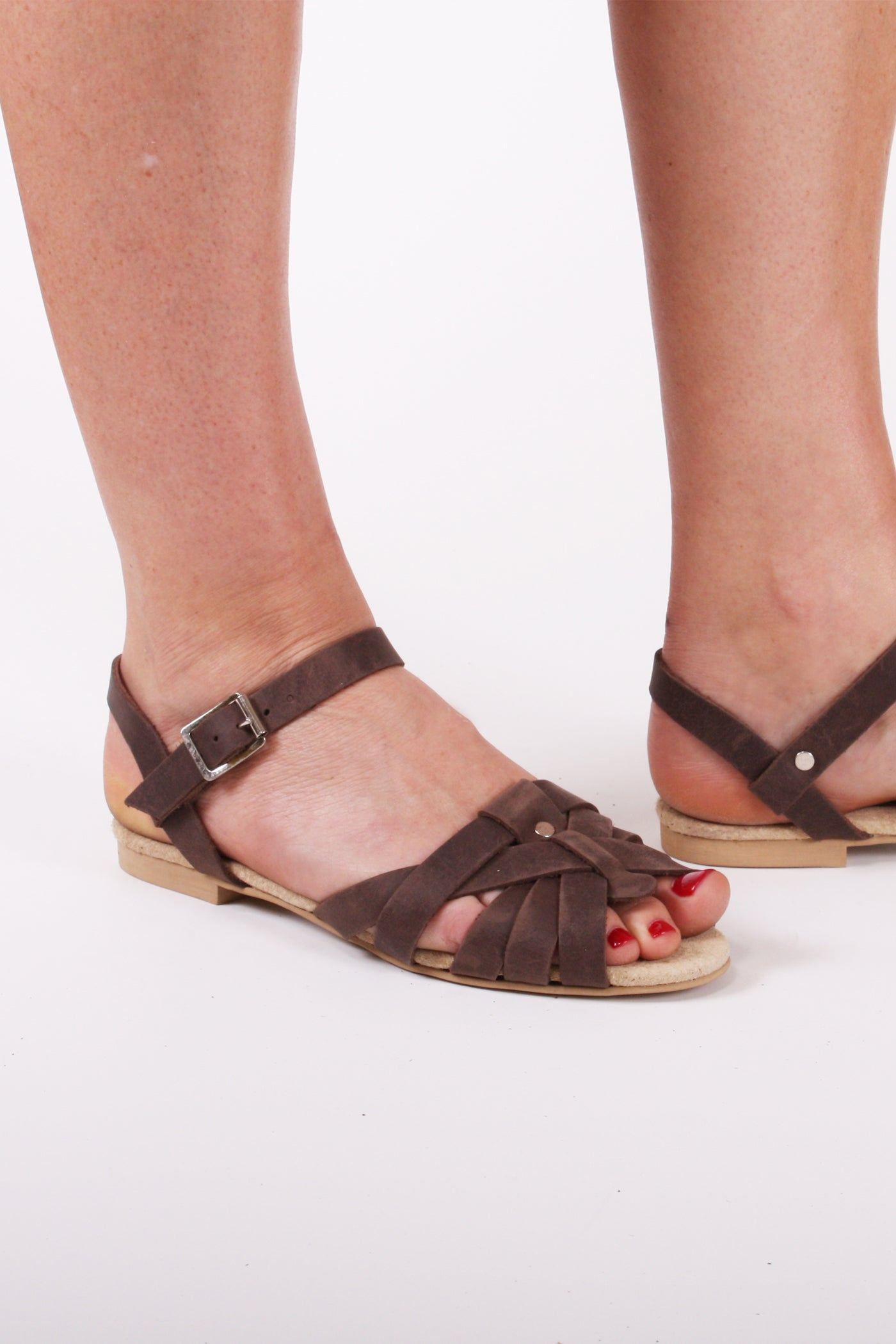 Goodie-Two-Shoes Star Sandals (sizes available 4)