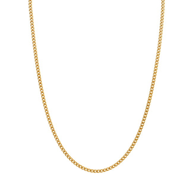 Baby Cuban Link Chain - Her Fashion Muse
