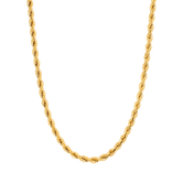 5mm Chunky Twist Rope Chain
