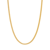3mm Cuban Link Chain
