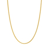 2mm Flat Snake Chain