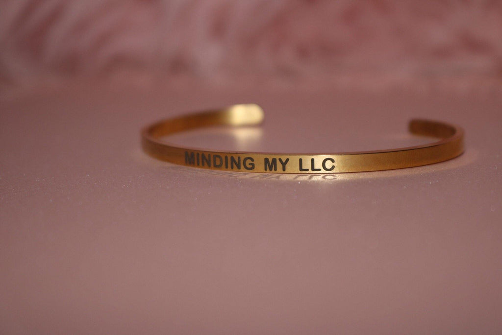 Minding My LLC | Cuff bangle bracelet