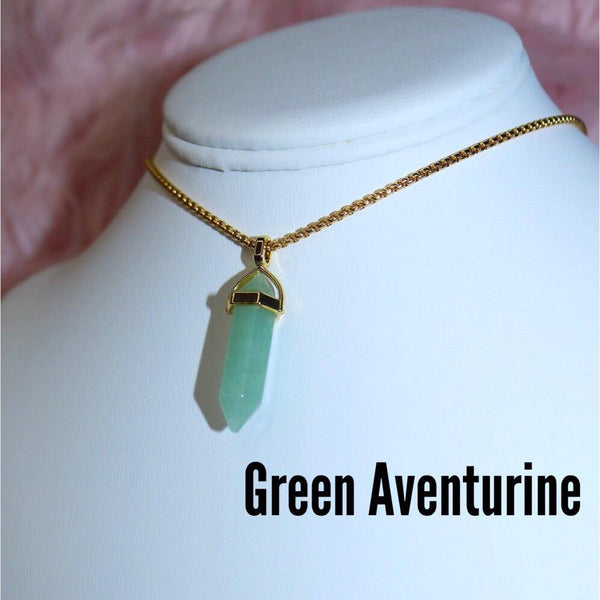 Crystal Healing Necklaces