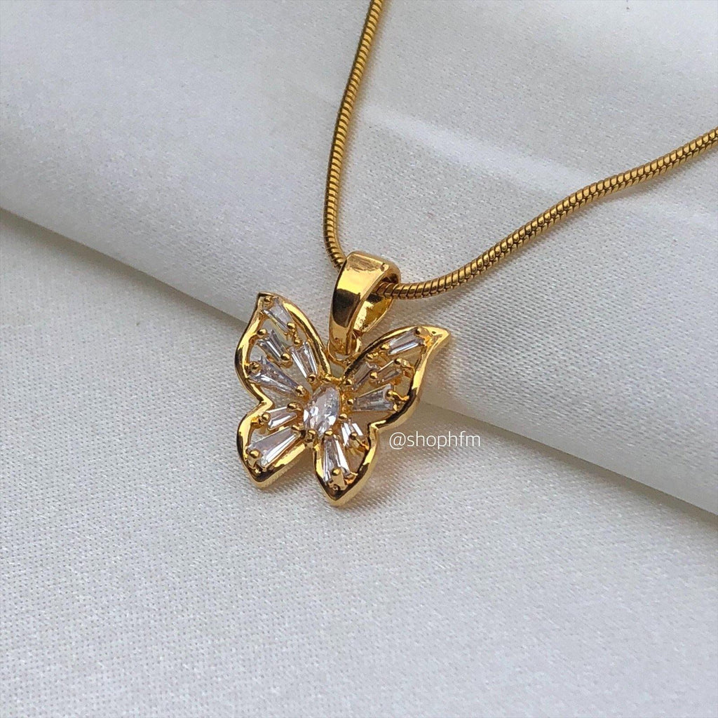 MINI - Butterfly Necklace