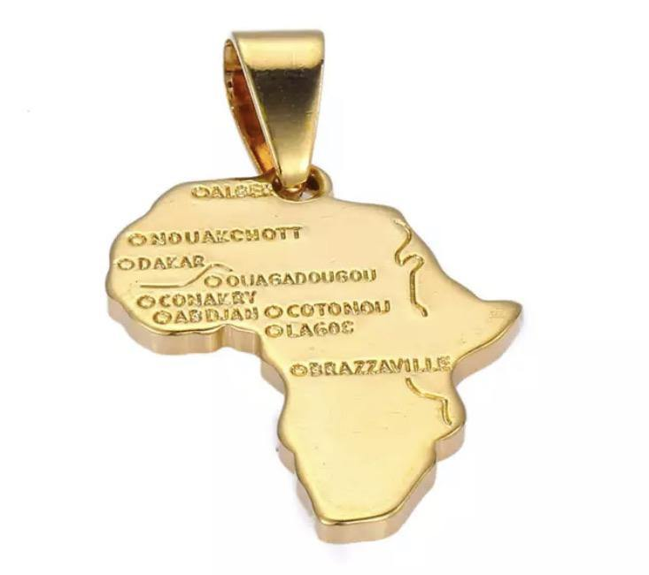 Africa Necklace (Large)