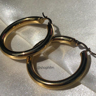 Dasia Hoop Earrings