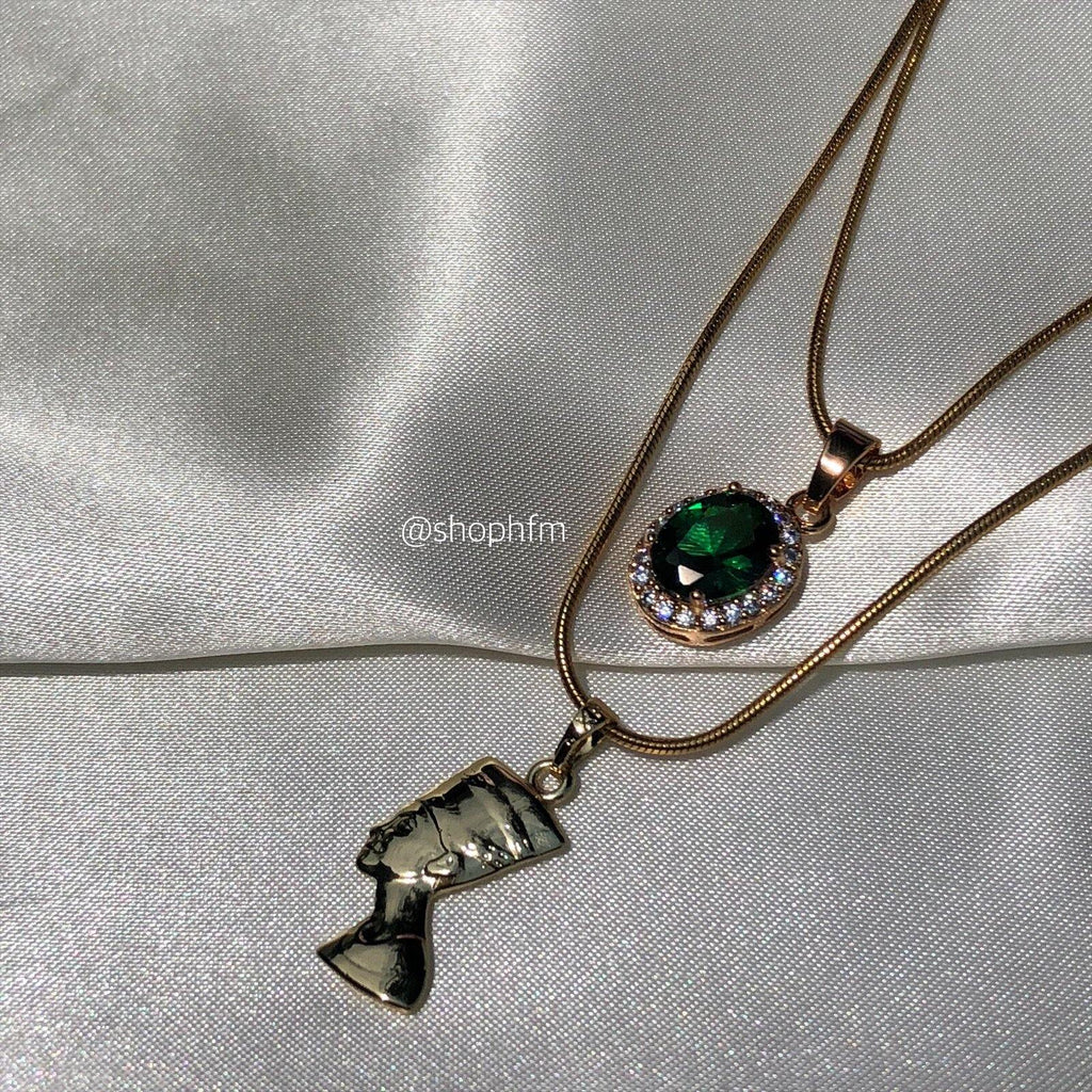 Mini - Nefertiti Necklace