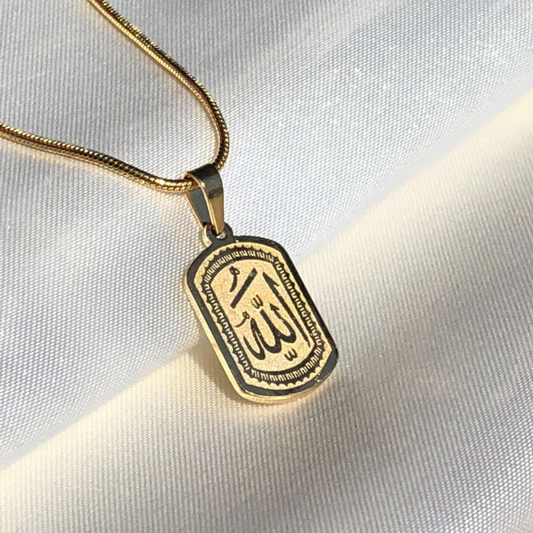 Allah II Necklace