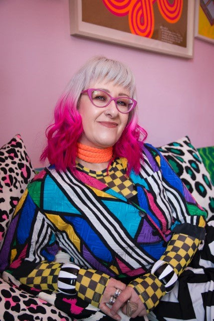 Five Minutes With... Ms Pink
