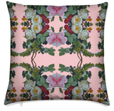 JARDIN DE FLEUR MEDIUM CUSHION -PINK