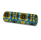 BEES N BLUES  X-LARGE BOLSTER CUSHION