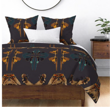 Load image into Gallery viewer, CICADA DUVET COVER