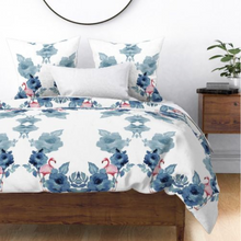 Load image into Gallery viewer, BEGONIAS DUVET COVER