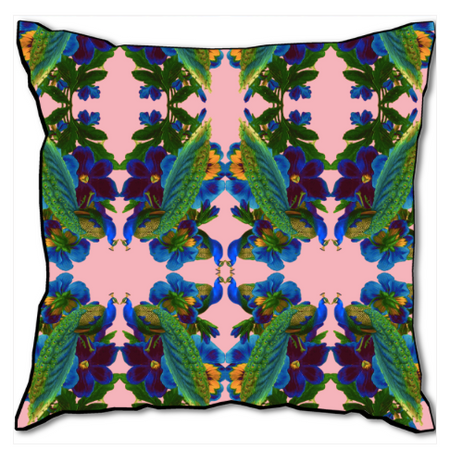 LEMBA MEDIUM CUSHION - VERTE
