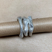 Individually Hand Carved Thinking Rings