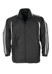 Adults - Weraroa Flash Jacket J3150 (Black & White) Logo 5 & 4 + Surname Added