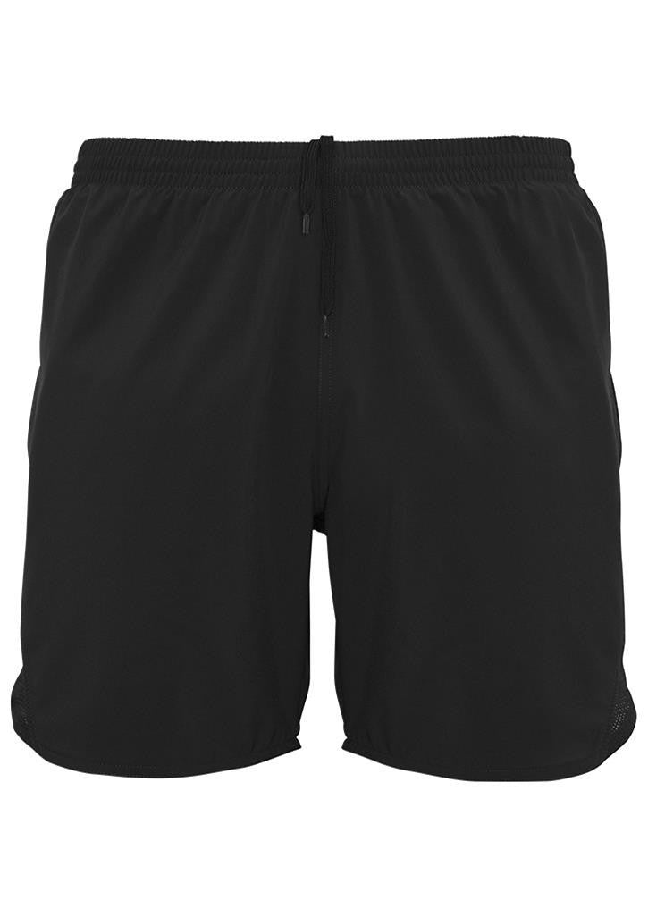 Mens - Tactic Training Shorts ST511M (Black) Logo 5 & 4
