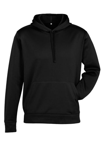 Mens - SW239ML - Hype Mens Hoodie (Black) Logo 2 & 4