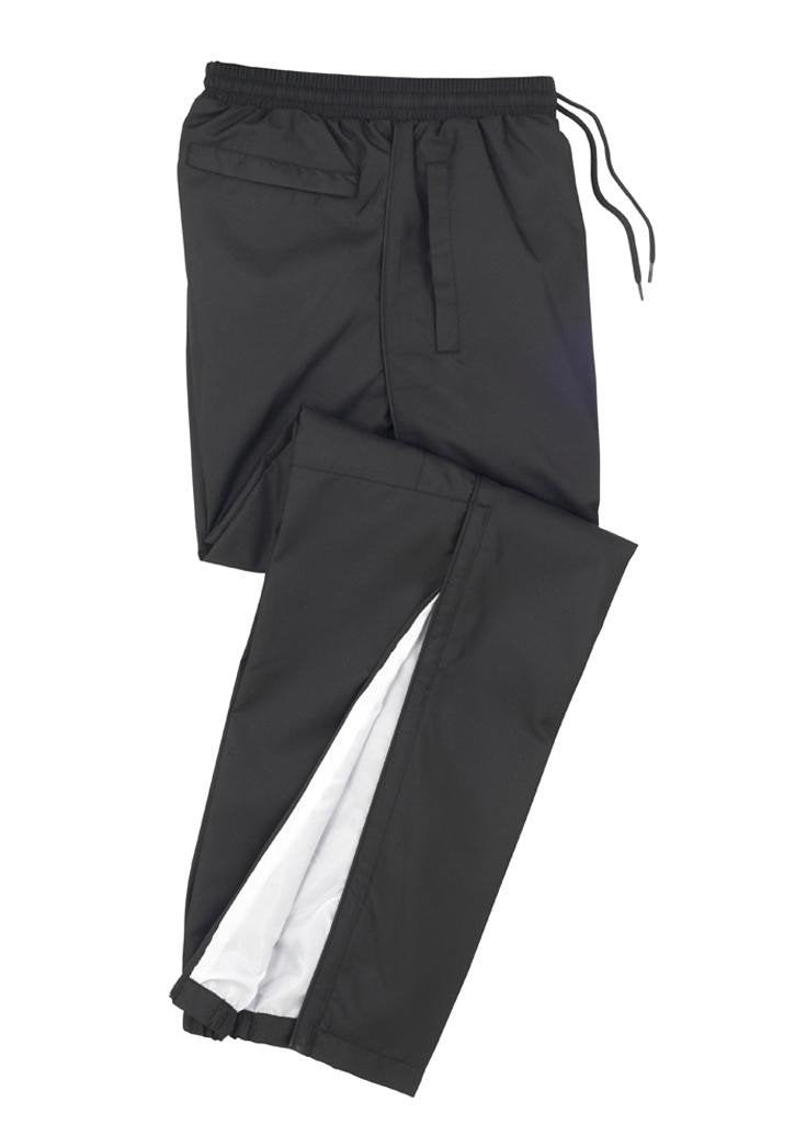 Kids - Ripstop Track Bottoms TP3160 B (Black) Logo 4 & 5