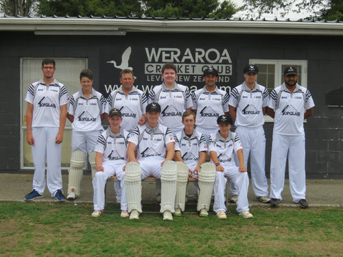Weraroa Mens / Womans 2018-2019 Uniform - White Kit