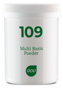 AOV 109 Multi Basis Poeder 250mg