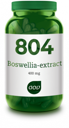 804 Boswellia-extract 400mg 60cap