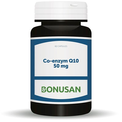Co-enzym Q10 50 mg Bonusan