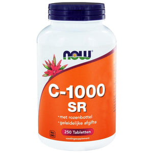 Vitamine C 1000 NOW 250 tabl