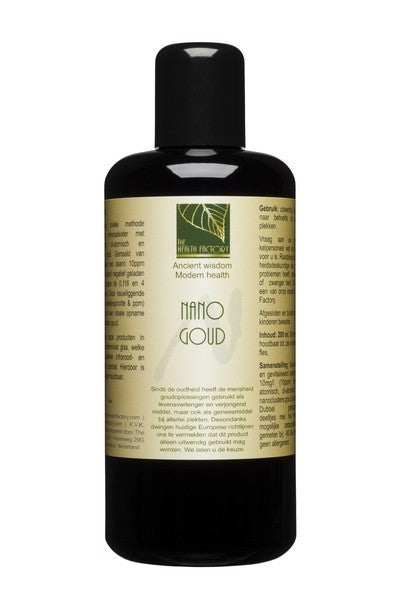 NANO GOUD The Health Factory 200ml