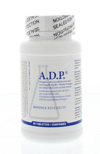 ADP Biotics 60 tabletten