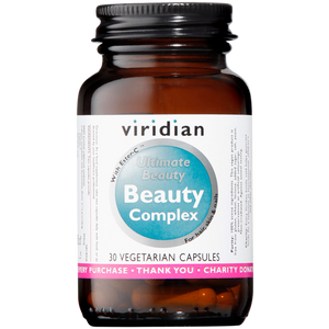 Ultimate Beauty Complex 30 capsules Viridian