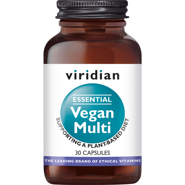Viridian Essential Vegan Multi