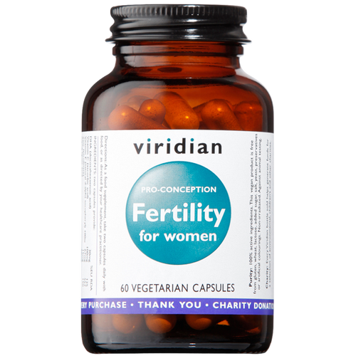 Fertility for Women 60 caps Viridian