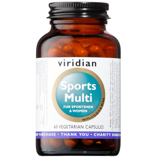 Sports Multi 60 caps Viridian
