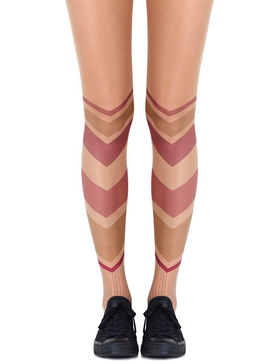 401d8951b80 Give Me a V Sheer Tights - Zohara Worldwide