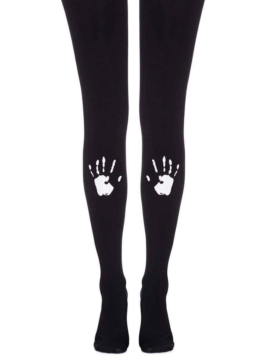 Hi Five Black Tights