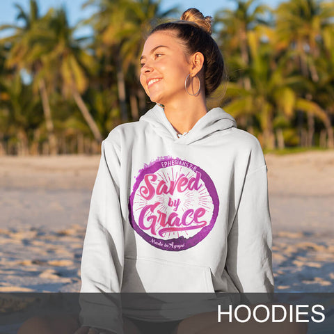 Christian Hoodies For Women