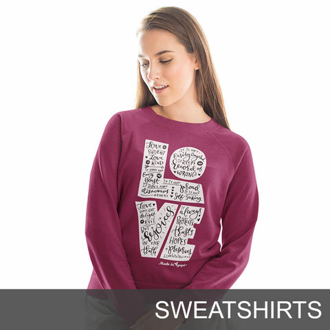 Christian Sweaters For Women