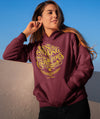 Be Strong And Courageous - Women's Hoodie-Made In Agapé
