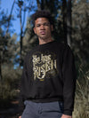 He Has Risen - Men's Sweatshirt-Made In Agapé