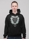 Lord Is My Strength - Men's Hoodie-Made In Agapé