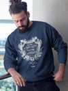 Lord Is My Strength And Shield - Men's Sweatshirt-Made In Agapé
