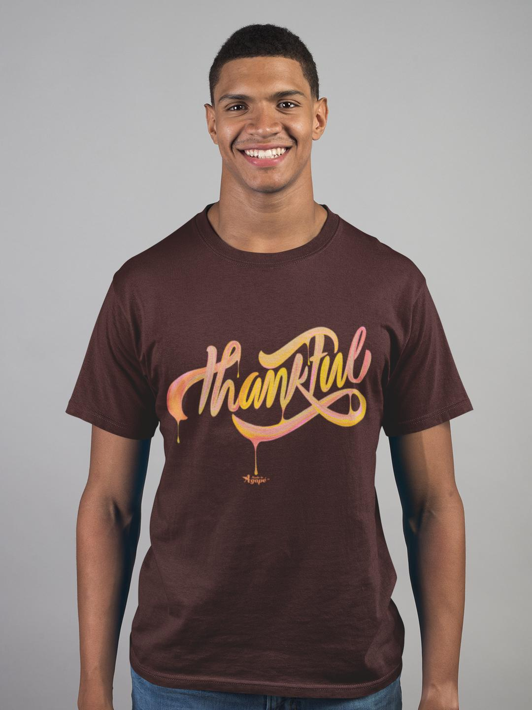 Thankful - Unisex Crew-Made In Agapé