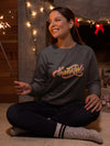 Thankful - Women's Sweatshirt-Made In Agapé