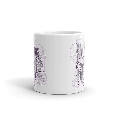 He Has Risen - Coffee Mug-11oz-Front-Made In Agapé