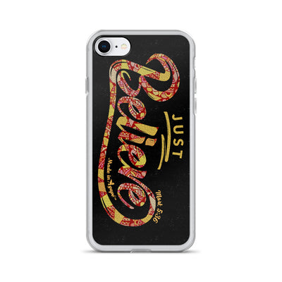 Just Believe - iPhone Case-iPhone 7/8-Made In Agapé