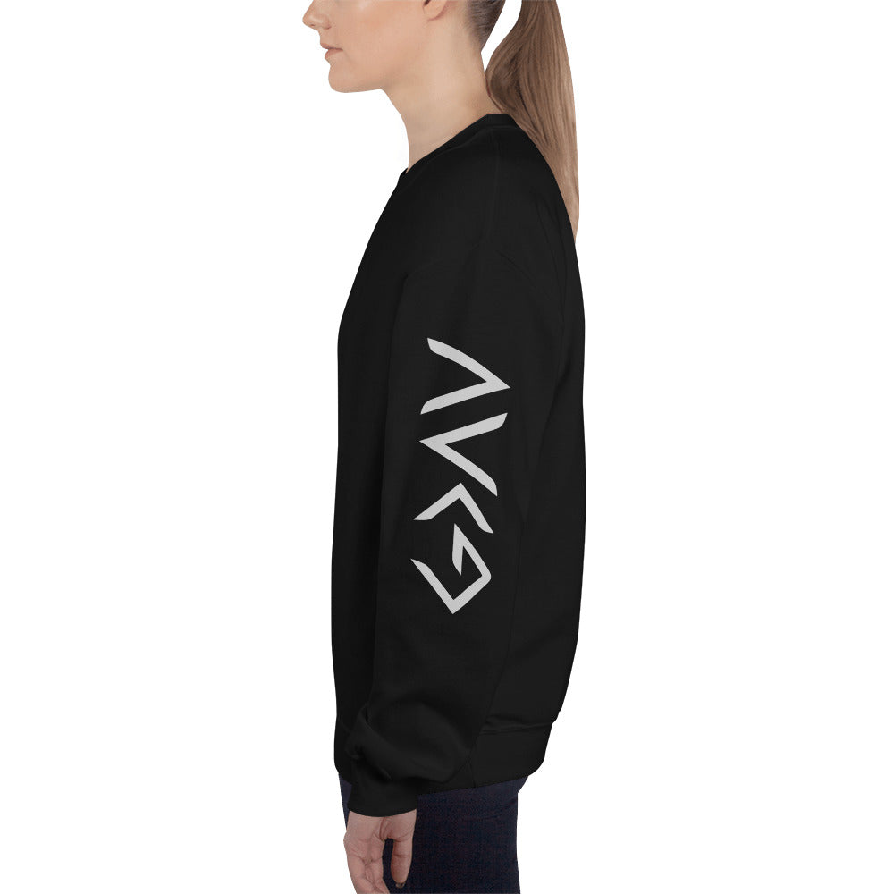 God Greater Than Highs Lows - Women's Sweatshirt-Black-S-Made In Agapé